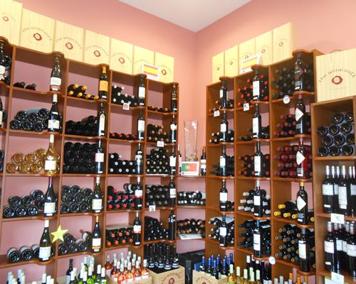 Tienda the wine buff