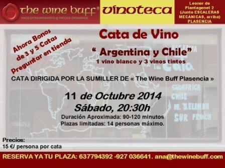 Argentina y Chile en tu paladar